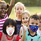 Unicorn Washable Kids Face Mask, Cute Reusable