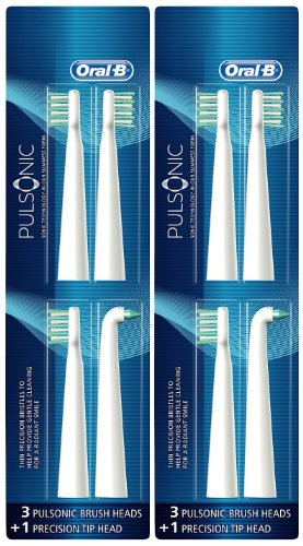 Oral Pulsonic Electric Toothbrush Replacement
