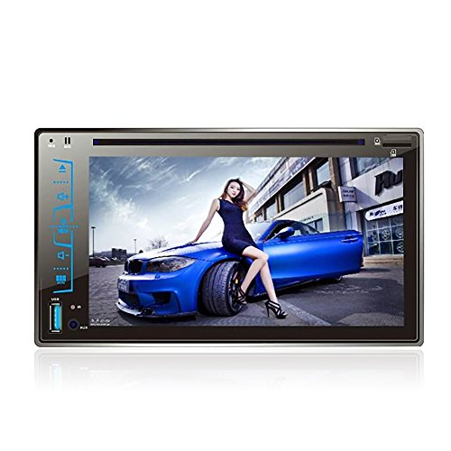 Celendi Double-DIN Bluetooth 6.2