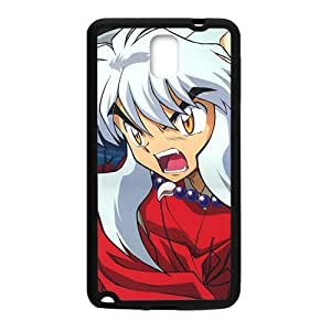 DAZHAHUI Inuyasha unique red cloth boy Cell Phone Case for Samsung Galaxy Note3