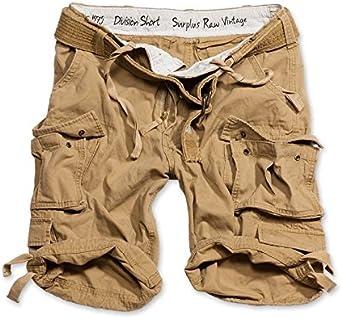 TALLA 46. Pantalones cortos Division de Trooper