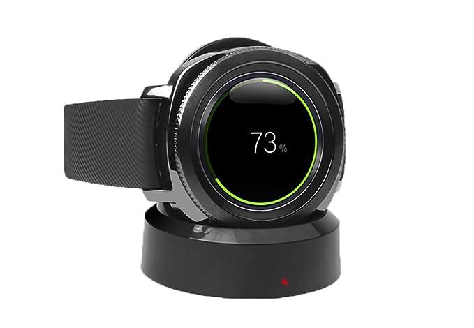 @ccessory Base de Carga de Repuesto Dock Cargador para Samsung Gear Sport SM-R600 Smartwatch