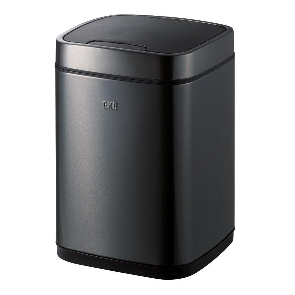 EKOスマートセンサー式ダストボックス 容量9L 552015(サイズはありません イ:グレー) B079B71XMLイ:グレー