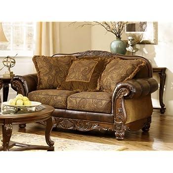 Amazoncom Ashley Furniture Signature Design Claremore Sofa