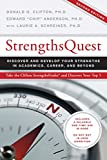 img - for Strengths Quest: Discover and Develop Your Strengths in Academics, Career, and Beyond book / textbook / text book