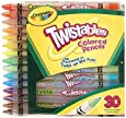 Crayola Twistables Colored Pencils pack of 30 [PACK OF 2 ]