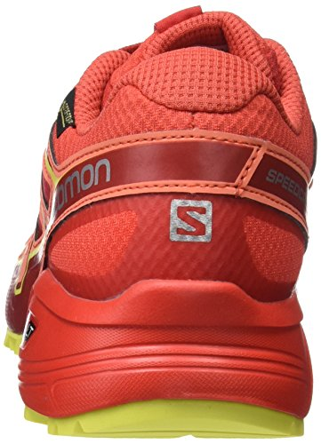 Gtx Scarpe Vario poppy Running Donna sulphur Salomon 2 Spring Red Barbados Cherry Speedcross Da Trail qgt5WwIW