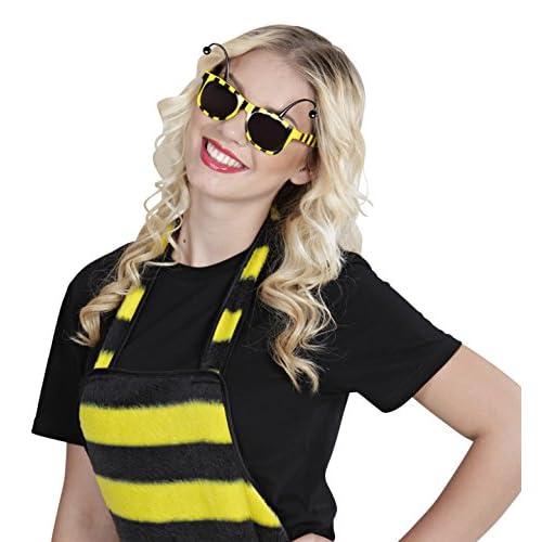 Widmann Lunettes de soleil Motif abeille avec antenne–MOV
