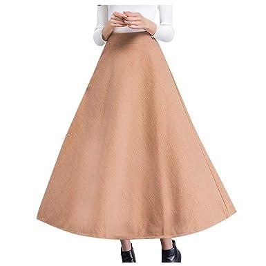 Sylar Vestidos Invierno Mujer Elegantes Moda Impresión A Cuadros ...