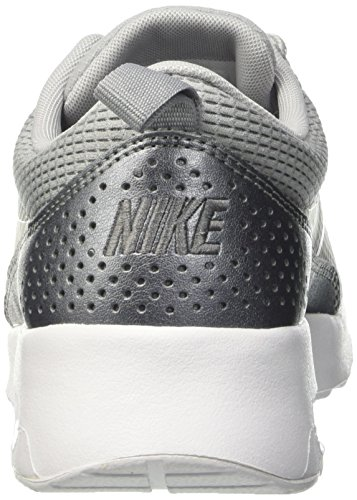 Nike Women's Air Max Thea TxT Running Shoe Wlf Gry/Wlf Gry/Wht/Mtlc Cl Gr buy cheap exclusive k38UW