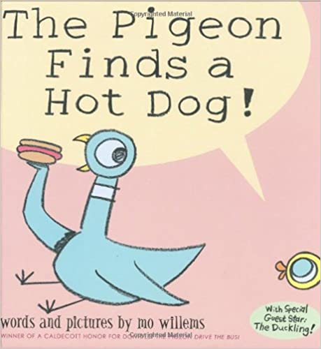Buy The Pigeon Finds a Hot Dog
