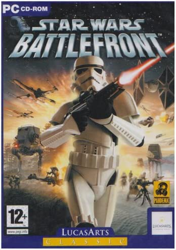 Lucas Classic Line: Battlefront (PC CD) [Importación inglesa]: Amazon.es: Videojuegos