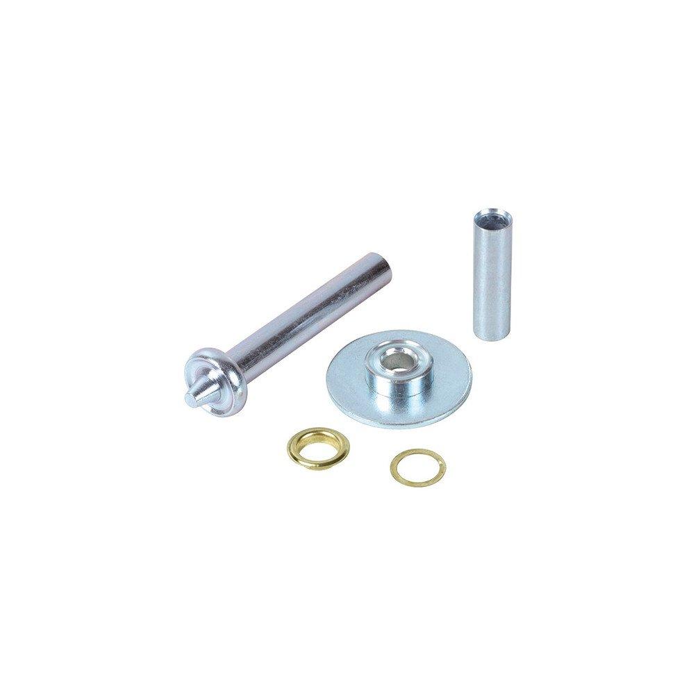 Kit pose oeillets pour bache + 30 oeillets acier Ribimex PRBOMEX30/B