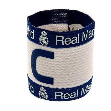 Real Madrid FC club de fútbol Capitanes banda de brazo regalo de recuerdo regalo brazalete: Amazon.es: Bebé