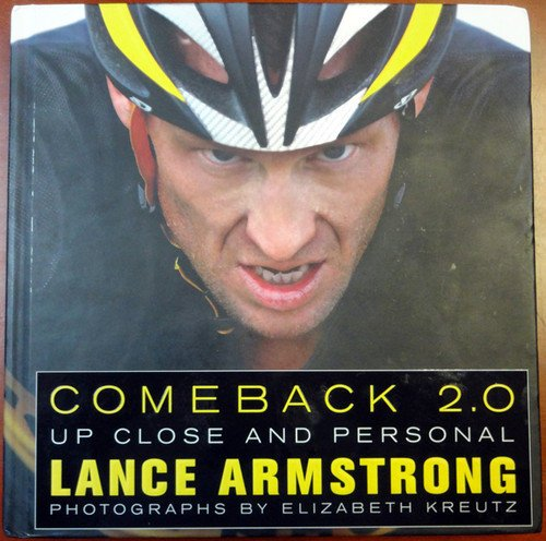 (Lance Armstrong Signed Book - Certified Genuine Autograph By PSA/DNA - Sports Signature)