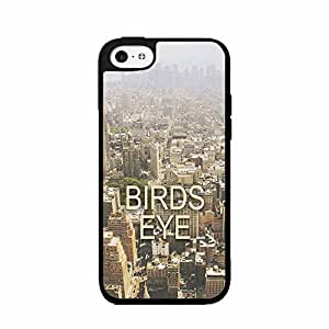 Birds Eye View Plastic Phone Case Back Cover iPhone 5c