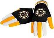 NHL Unisex Multi Color Team Knit Glove