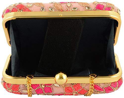 DUCHESS Women's Clutch (Multi-Gold)