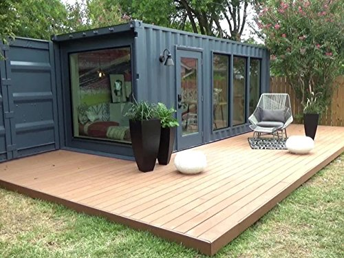 Modern Country Container Home