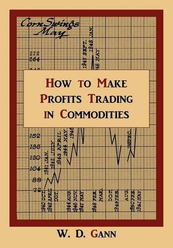 How to Make Profits Trading in Commodities: A Study of the Commodity Market by Martino Fine Books