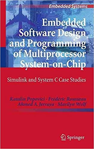 Book [(Embedded Software Design and Programming of Multiprocessor System-on-Chip)] [By (author) Katalin Popovici ] published on (March, 2010)