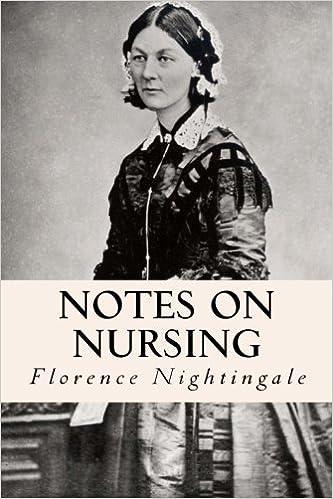 Notes On Nursing 9781512261110 Medicine Health Science Books Amazon Com
