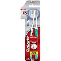 Escova Dental Colgate Slim Soft 2unid Promo Leve 2 Pague 1
