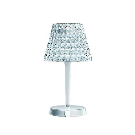 Guzzini Tiffany Lighting Lampada da Tavolo senza Fili Ø 13 cm x H 25 cm  Amazon.it Illuminazione