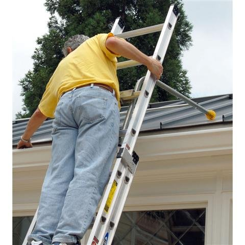 Ladder Stabilizer Roof Stand Off Roof Zone 48589 - Ladder Accessories - Amazon.com & Ladder Stabilizer Roof Stand Off Roof Zone 48589 - Ladder ... memphite.com