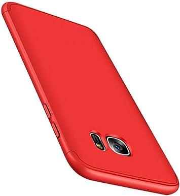 Qissy® Carcasa Samsung Galaxy S7 Edge,Todo Incluido Anti-Scratch ...