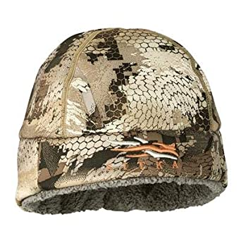 01dd790baed World 2 home 2018 Sitka Hunting Boreal Beanie Men Winter Hat Camouflage  Caps Windproof Waterproof Shell Primaloft Fur Winter Warmest Hat   Amazon.in  ...