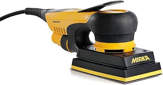 Mirka Deos MID3530201 Mirka MID3530201-Lijadora Deos 353CV 81x133mm con Aspirador órbital 3mm: Amazon.es: Coche y moto