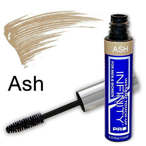 air Color Hair Mascara Root Concealer Touch Up for Women & Men (Ash), 0.3 ounce ()