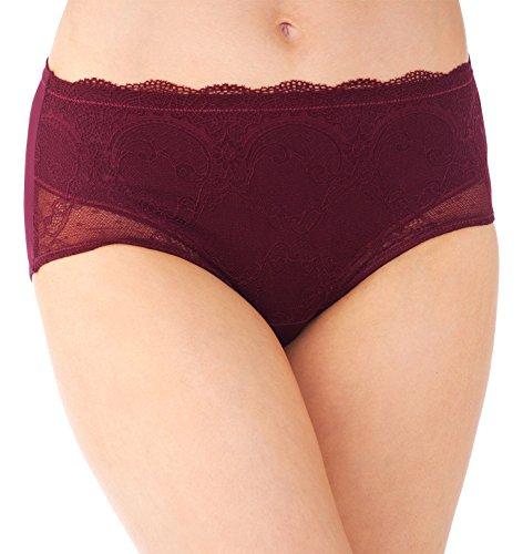 Vanity Fair Flattering Lace Hipster Panties 18070 7 Love Spell red (Hipster Panties Lace)