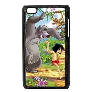 iPod Touch 4 Case Black Jungle Book D463312