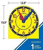 Carson Dellosa Judy Clock—Teaching Kids to Tell