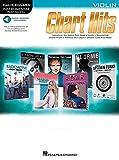 Best Hal Leonard Violins - Chart Hits: Violin (Hal Leonard Instrumental Play-Along) Review