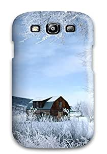 New Fashion Premium Tpu Case Cover For Galaxy S3 - House by mcsharks