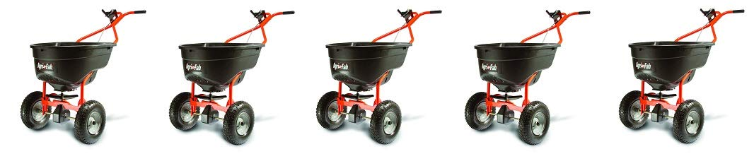 Agri-Fab 45-0462 Push Broadcast Spreader (5-(Pack))