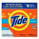 tide oxi clean detergent - Tide Clean Breeze HE Turbo Powder Laundry Detergent, 68 Loads, 95 Oz