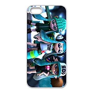 iPhone 4 4s Cell Phone Case White Splatoon VIU012244