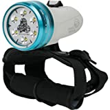 Light & Motion SOLA Dive 800 S/F White Underwater Light