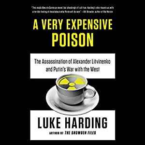 A Very Expensive Poison Audiobook