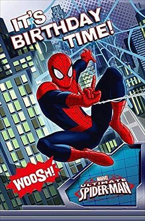 Amazon.com: Marvel Ultimate Spiderman – It s tiempo de ...