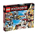 LEGO Exoforce Fight for the Golden Tower