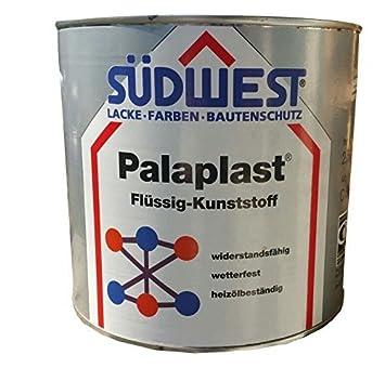 Plastica Liquida Per Pavimenti Esterni.Sudwest Palaplast Vernice Per Pavimenti In Plastica