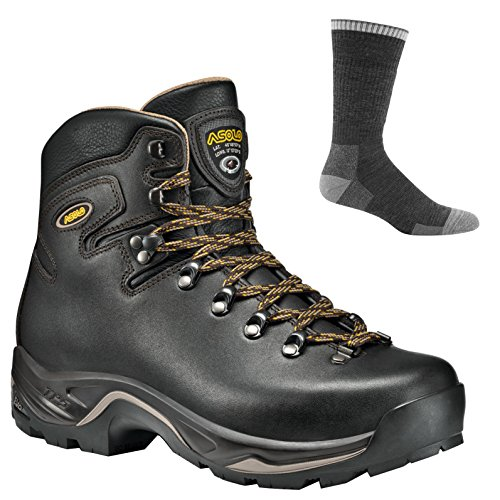 Asolo Tps 535 Ith V Evo Backpacking Boot - Mens Bruna W / Sock