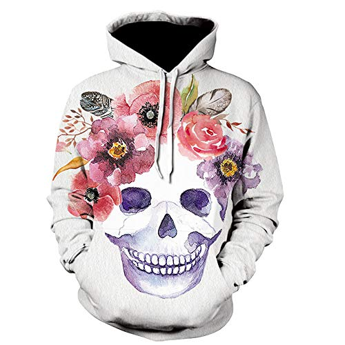 Cappotto Outwear Con Hoodie Lunga Top Manica Hooded Tute Autunno Pullover Inverno T Sweatshirt Challenge Cappuccio Bianca Giacca 3d Stampato Uomo Felpa Digitale shirt Felpe USw5qq7f