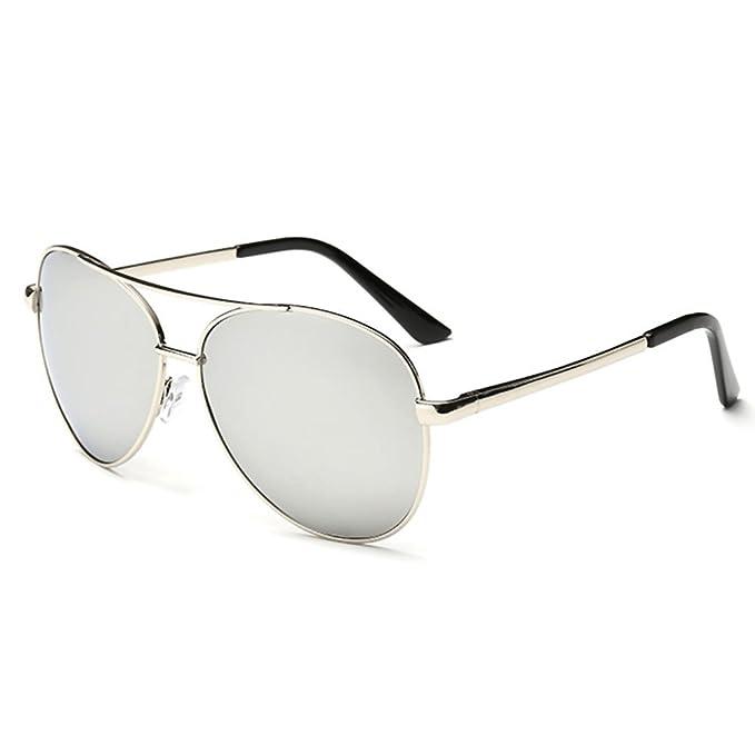Amazon.com: VL Aviator anteojos de sol polarizadas para ...