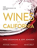 img - for Wines of California: The Comprehensive Guide book / textbook / text book